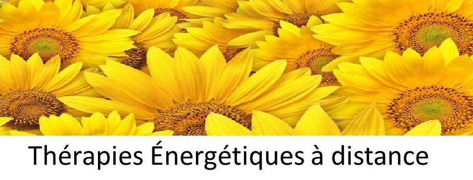 Thérapies énergétiques à distance